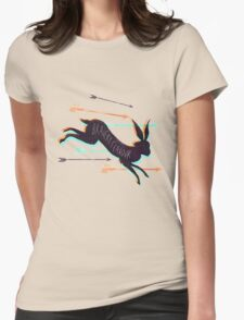 Bravery Flavour Womens Fitted T-Shirt