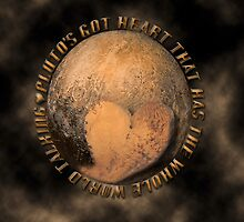 PLUTO'S GOT ♥ THAT HAS THE WHOLE WORLD TALKING--PICTURE-PILLOW-TOTE BAG ECT. by ✿✿ Bonita ✿✿ ђєℓℓσ
