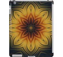 A Snowflake In Autumn 3 Fractal iPad Case/Skin