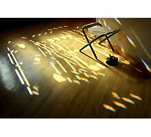 light in the house ... Photographic Print