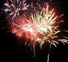 Fireworks! (1) by MarjorieB