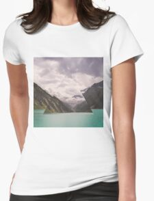 ∆ I Womens Fitted T-Shirt