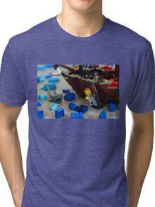 Wrecking Ball Tri-blend T-Shirt
