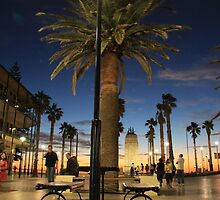 Glenelg Sunset 2 by Naked Sunday Photography & Design