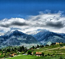 Meran IV. South Tirol. by Daidalos