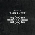 Vault-Tec (White) by zingarostudios