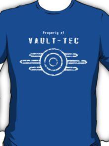 Vault-Tec (White) T-Shirt