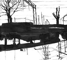 Railway I by elphia