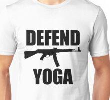 DEFEND YOGA Unisex T-Shirt