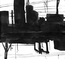 Railway II by elphia