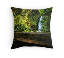 A Resting Place Throw Pillow