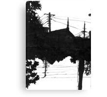 Railway V Canvas Print