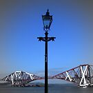 Forth Bridge South Queensferry by ©The Creative  Minds
