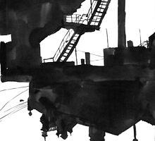 Railway VII by elphia