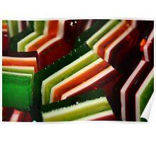 Christmas Jell-o Poster