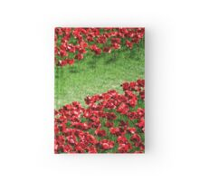 The Tower of London Remembers WWI Hardcover Journal