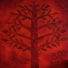 Flame tree  by artyfact