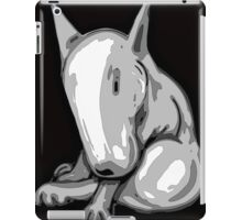 Bashful English Bull Terrier iPad Case/Skin