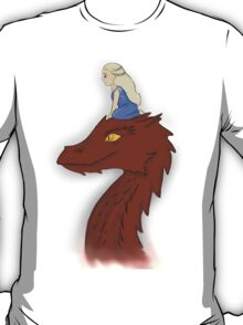 Dany and Smaug T-Shirt