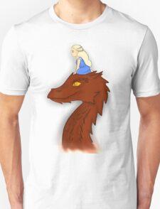 Dany and Smaug T-Shirt