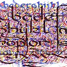 Tangled Alphabets by billgrant43