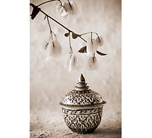 Thai Still Life Photographic Print