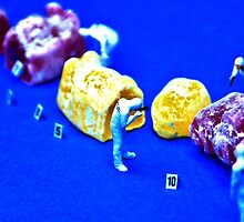 The great Jelly Baby Massacre! by TimConstable