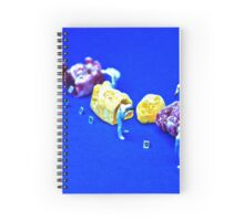 The great Jelly Baby Massacre! Spiral Notebook