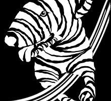 Zebra EBT White  by Sookiesooker
