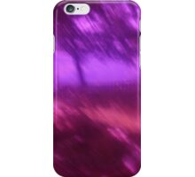 Hollow Hill Trees n°6 iPhone Case/Skin