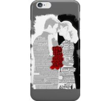 Yin Needs Yang iPhone Case/Skin