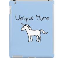 Unique Horn Unicorn iPad Case/Skin
