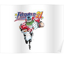 Eyeshield 21 Sena Poster