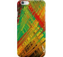 Colorful Web iPhone Case/Skin
