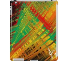 Colorful Web iPad Case/Skin