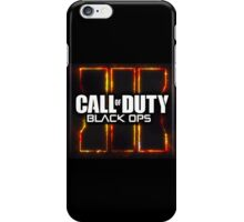 Black Ops 3 iPhone Case/Skin
