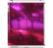 Hollow Hill Trees n°5 iPad Case/Skin