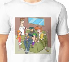 The Flynn Fletcher Family  Unisex T-Shirt