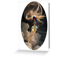 RocketMaid (Unframed) Greeting Card