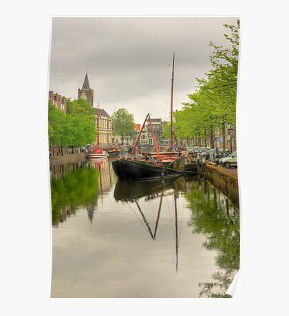 Dutch Harbour Poster