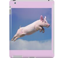 And Pigs Can Fly iPad Case/Skin