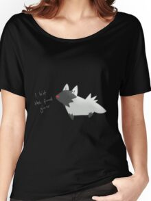 Poochyena Women's Relaxed Fit T-Shirt