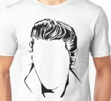 The King vacant expression Unisex T-Shirt