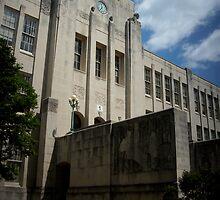 Thomas Jefferson High School, Richmond, VA by AJ Belongia