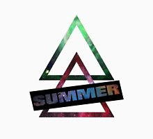 Summer and Triangles Unisex T-Shirt