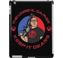 The UNRE4L Gamer iPad Case/Skin