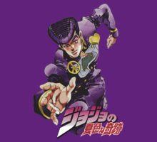 Josuke Higashikata - Jojo's Bizarre Adventure by Dandyguy