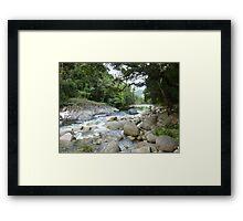 Mosman Gorge Framed Print