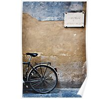 florence, italy Poster