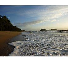 Palm Cove Beach Photographic Print